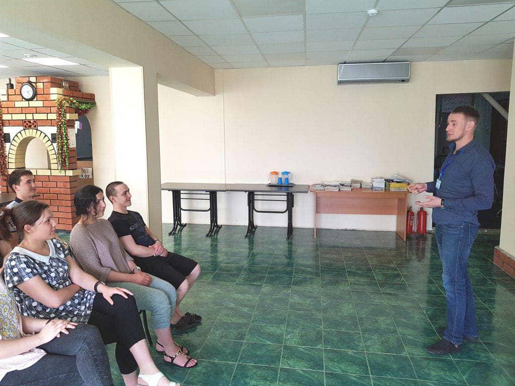 Программа реабилитации наркозависимых