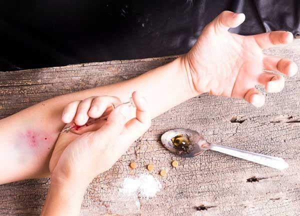 Принудительное лечение наркозависимых